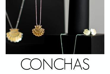 Coleccion Conchas de Santiago